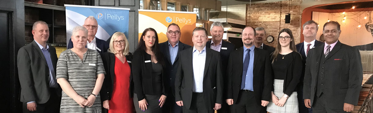 Pellys and Law Brand join forces